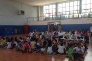 """250 studenti alla corte del Montesilvano per """"Io Calcio a 5"""""""