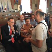 Delegazione di ambientalisti e cittadini ferma i tagli, oggi sopralluogo con Alessandrini