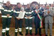 L'Aquila, arriva Comi: ma la nuova caserma dei vigili del fuoco?