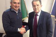 """Prodi all'Aurum conversa con D'Alfonso per """"Le sfide dell'Europa"""""""