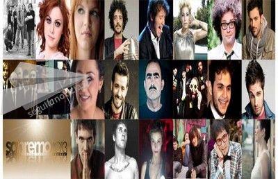 cantanti sanremo 2013