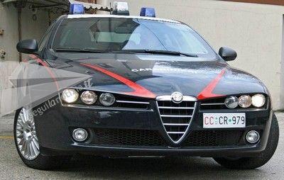 carabinieri gazzela